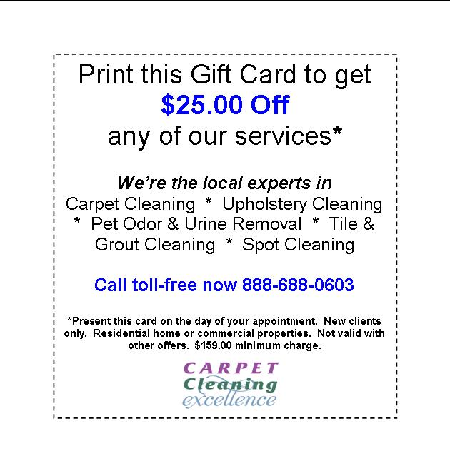 Free Mi Carpet Cleaning Estimate And Special Discount